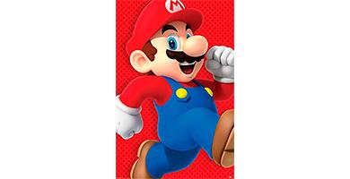 Poster Super Mario Bros