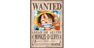 Posters One Piece