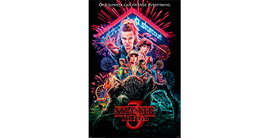 Posters Stranger Things